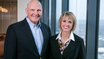 Steve and Connie Ballmer commit $59M to case management software to help vulnerable kids