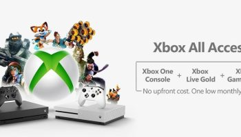 Microsoft unveils Xbox All Access, a new hardware/software subscription plan with no upfront cost