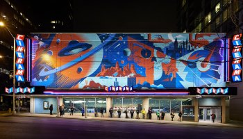 Behind the scenes at Cinerama: Landmark movie house becomes an international pop culture draw