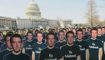 Big Tech's big week: Amazon, Apple, Facebook and Google on the hot seat in Washington, D.C.