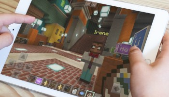 'Minecraft: Education Edition' comes to iPad, as education features expand to mainstream version of game