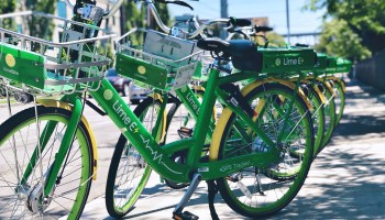 Lime pilots in-app donations, encouraging bikeshare riders to give money to local nonprofits in 3 cities