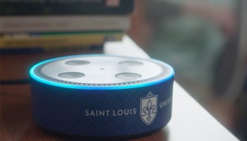 Hey, roomie, I'm Alexa: Saint Louis University putting 2,300 Amazon Echo Dots in student housing