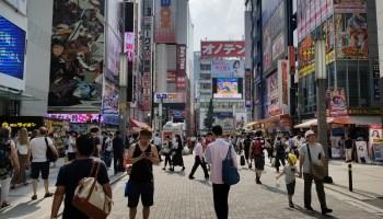 Inside Tokyo's epic electronics store: Apple vs. Microsoft; plenty of Google Home; no Amazon Echo