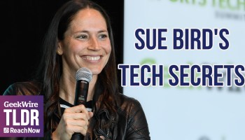 TLDR: How WNBA Star Sue Bird uses tech to beat her competition at 37 years old