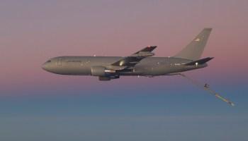 KC-46 tanker