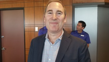 Amazon Web Services CEO Andy Jassy joins NHL ownership group aiming to bring pro hockey to Seattle