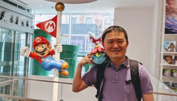 Geek of the Week: Yi Yang's love for video games taught him English, so he wrote a book about it