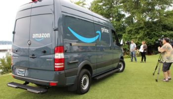 Amazon orders 20,000 vans for Delivery Service Partners program, more than quadrupling initial order