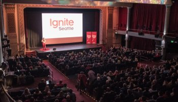 Talk of the town: Ignite Seattle nabs new sponsor and partner to make its speaker events even better