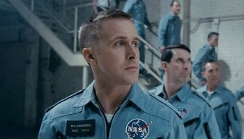 Ryan Gosling as Neil Armstrong
