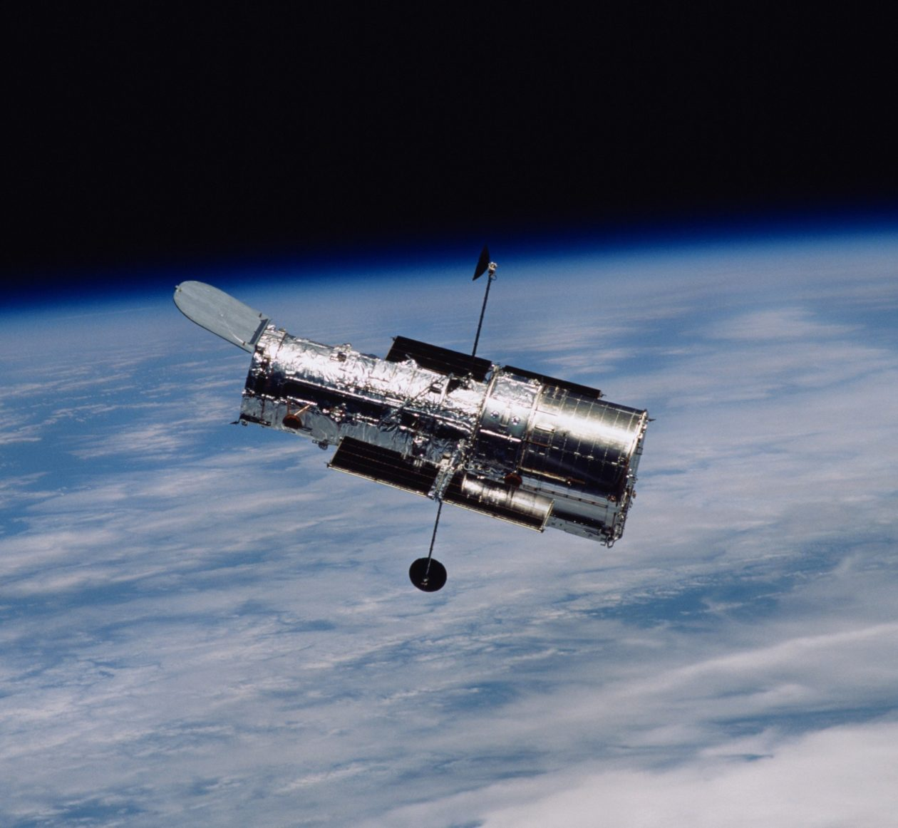 Hubble Space Telescope Is Back At Work After Breakdown