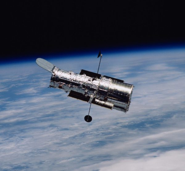 Hubble Space Telescope is back at work after breakdown ...