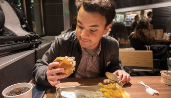 Best burger in Seattle? In Amazon land, Shake Shack cooks up a winner with help from startup Crowd Cow