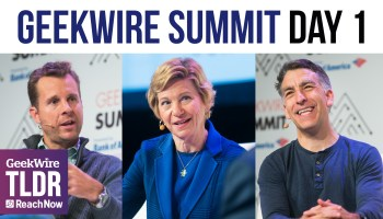 TLDR: GeekWire Summit Highlights — Gates Foundation, Redfin, Ring