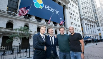 Another strong IPO for SaaS investors, as open-source search provider Elastic enjoys huge pop on opening day