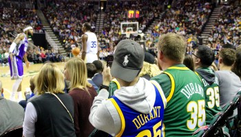 Behind the scenes: Kevin Durant's epic return proves booming Seattle is ready for the NBA again