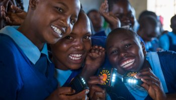 Nonprofit Extend the Day uses solar tech to shine a light on studies for students in developing countries