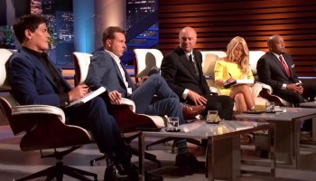 Secure in his Amazon success, Ring CEO returns to 'Shark Tank' and rejects pitch for a package lock