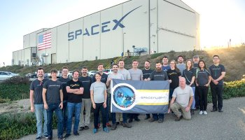 Spaceflight team