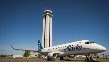 Alaska Airlines begins ticket sales for 18 daily flights from Paine Field north of Seattle