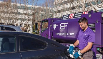 Foot on the gas: Fuel delivery startup Booster Fuels is generating $180K revenue per day