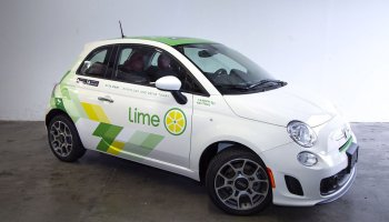 Lime plans to launch 1,500 'LimePod' cars in Seattle, creating largest car-sharing fleet in the U.S.