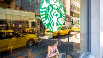 Starbucks says it will block the ability to view pornographic content on its stores' Wi-Fi in 2019