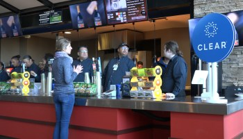 Scan your fingerprint, get a beer: Testing CLEAR's biometric tech at a Seahawks game