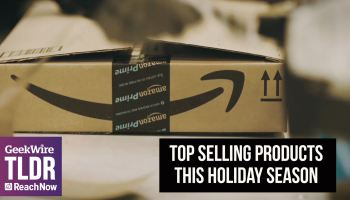 The top selling items at Amazon and other retailers this holiday season