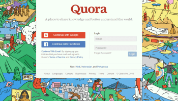 Didn't know you had a Quora account? The latest internet data breach appears to surprise many