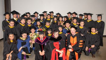 Microsoft-funded U.S.-China tech institute GIX graduates first class, reveals student projects