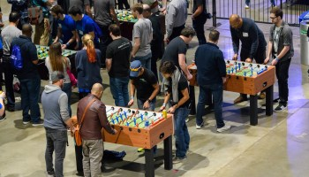 GeekWire Bash 2019: Tournament tickets now available for foosball fanatics