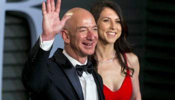 Bezos divorce highlights hidden challenge for company founders: keeping their marriages intact