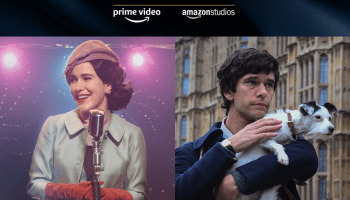 Amazon wins two Golden Globe Awards for stars of 'Marvelous Mrs. Maisel' and 'Very English Scandal'