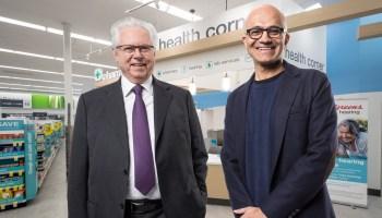 Microsoft counters Amazon again with big Walgreens partnership, aiming to reshape healthcare