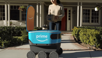 Week in Geek: Amazon's delivery robot, the app that helped AOC, and a rough game for the Surface Pro
