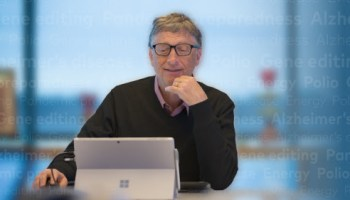 The questions Bill Gates asks himself every year, and how they've changed as he's gotten older