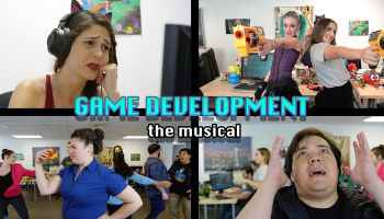 'Game Development the Musical' is an entertaining take on the realities of working in video games