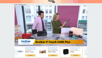 Newly launched Amazon Live shopping streaming service looks to take on QVC