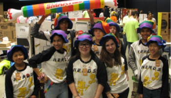 GeekWire Robotics Cup is thrilling new addition to annual Bash, featuring 24 teams of junior geeks