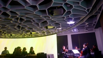 Inside Octave 9, a high-tech venue that lets Seattle Symphony explore the future of music