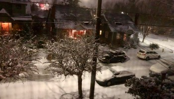 Say snow more? Weather guru Cliff Mass predicts 'absolutely classic' storm could hit Seattle region