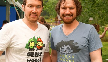 Geeks in the Woods: A decade after founding Tune, twins leave Seattle to launch Alaska startup factory