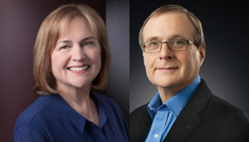 Jody and Paul Allen