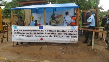 Paul Allen's foundation opens challenge to combat Ebola outbreak in Congo