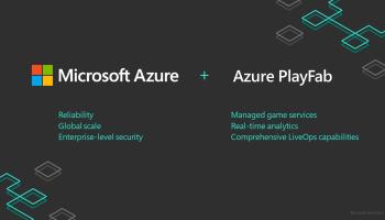 Microsoft adds new back-end game developer tools, unites services under 'Game Stack' program