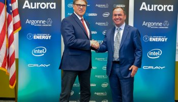 "Cray, Intel will build the first U.S. ""exascale"" supercomputer for the Department of Energy"
