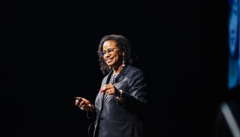 Women in tech work to debug the industry's diversity problem at HopperX1 Seattle conference