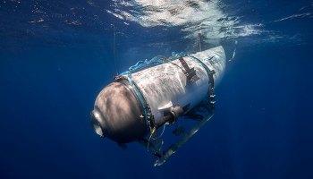 OceanGate's Titan submersible